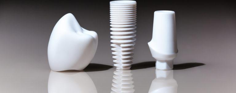 Циркониевые зубные импланты