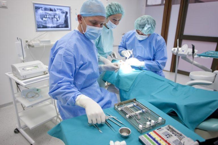 Лечение под наркозом в стоматологии