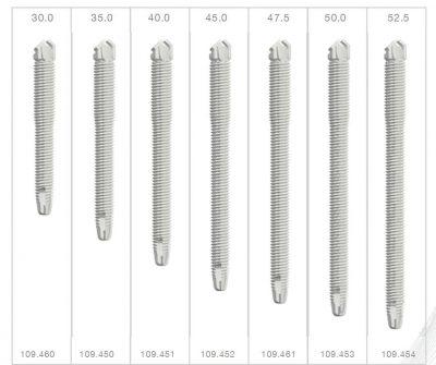 Модели имплантов Нобель Биокеар