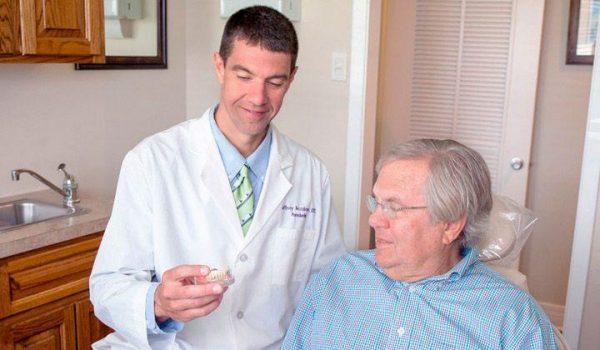 Лечение перед имплантацией