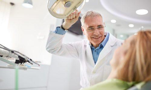 Подбор протеза в стоматологии