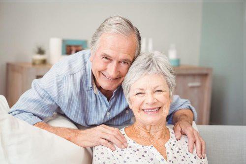 Довольные пациенты после протезирования зубов по системе all on 4