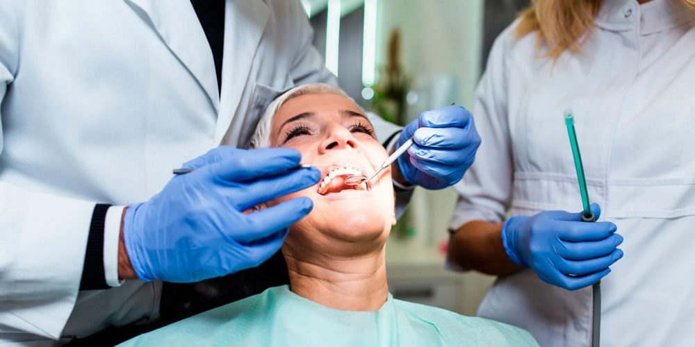 Устранение противопоказаний на приеме у стоматолога к all on 4