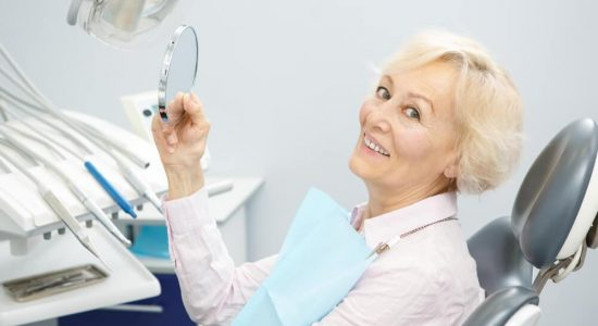Чистка зубов после имплантации all on 6